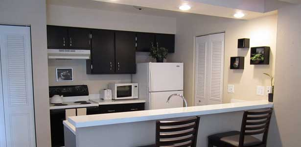 Modern updated apartments